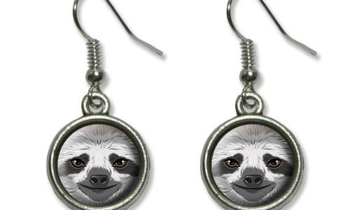 Sloth Earrings For All Occasions